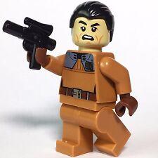 STAR WARS lego COMMANDER JUN SATO rebels 75158 rebel combat frigate GENUINE NEW