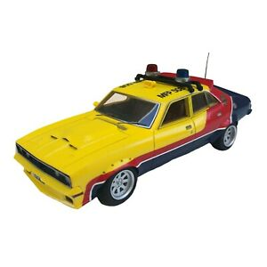 Mad Max 1:18 First of the V8 Interceptors 1974 Ford Falcon XB Diecast Model Car