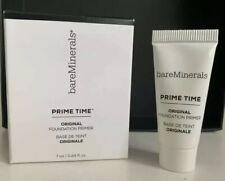 BARE MINERALS PRIME TIME Original Foundation Primer 7ml BRAND NEW IN BOX