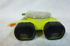 """1998 Fisher Price 4x12"""" Viewmaster Toy Binnocular Style"""