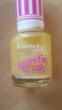 RIMMEL Sweetie Crush nail polish ( sherbet sweetheart -008)  8ml