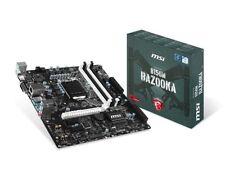 Cartes mères DDR4 SDRAM MSI pour ordinateur