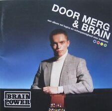 BRAINPOWER - DOOR MERG & BEEN   - CD