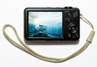 INFRAROT UMBAU SAMSUNG ST90 Digitalkamera 14 MP Infrarotkamera Kamera IR Cam Mod