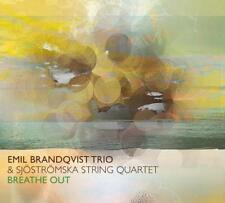 Breathe Out (Feat. Sjöströmska String Quartet) von Emil Trio Brandqvist (2013)