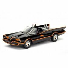 Jada Toys 98225 1:32 Classic Batmobile 1966 Rolling Car - Black