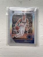 2019-20 NBA Hoops Premium Stock Luka Doncic Silver Prizm #39 Dallas Mavericks