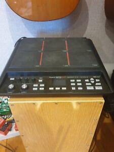Roland SPD-SX Percussion Sampling Pad - Black
