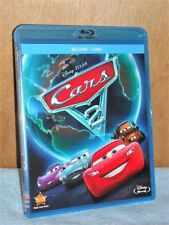 Cars 2 (Blu-ray/DVD, 2011, 2-Disc) DISNEY Pixar Owen Wilson Larry The Cable Guy