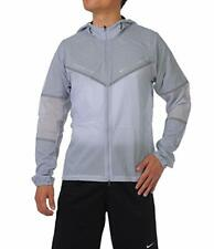 Nike Hurricane Vapor Mens XL Ultra-Light Packable Running Jacket Hood Reflective