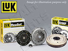FOR NISSAN PRIMERA P12 2.2 DCI Di 2003-2007 LUK DUAL MASS FLYWHEEL CLUTCH KIT