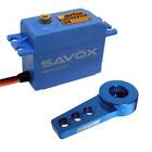 Savox SW-0230MG Waterproof HV Digital Servo W/FREE ALUMINUM HORN BL