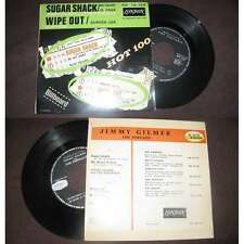 SURFARIS - Wipe Out Rare French EP Garage Surf 1963 NM