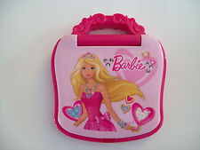 GIRLS BARBIE FASHION PRINCESS COMPUTER #BJ68-10 AGES 3-7 BATTERIES INCLUDED FREE