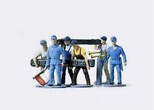 Merten 0876 Railway Construction Workers, N