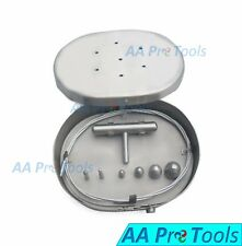 AA Pro: NABATOFF Vein Stripper Set Medical Surgical Instruments Stainless Steel