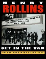 Get in the Van: On the Road With Black Flag, Henry Rollins, Good Book
