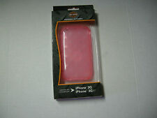 """Harley-Davidson iPhone 3G Phone Cover, PInk, By foneGEAR, 2.5"""" x 4.5"""", New"""