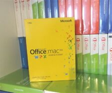 MICROSOFT OFFICE 2011 HOME AND STUDENT FOR MAC USED GZA-00269 GENUINE UK MAC