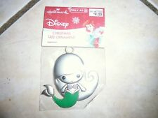New  Christmas Tree Ornament  Hallmark Little mermaid Christmas Ornament