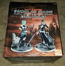 *No Game* Sword Art Online: Fatal Bullet Phantom Edition Figurines Only