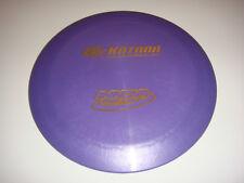 Disc Golf Innova Gstar Katana Long Distance Driver Fast Long Driver 164g Purple