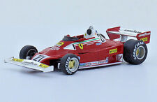 F1 FERRARI 312 T2  GILLES VILLENEUVE - 1977 New & box 1:43 diecast model