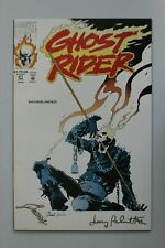Ghost Rider Snowblinded Jan 21 Signed Signature NM Jimmy / Quesada