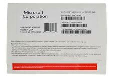 FULL NEW Microsoft Windows 7 Professional SP1 64BIT OEM 1PK DSP OEI ENG DVD