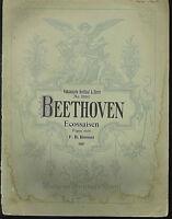 Beethoven ~ Ecossaisen // Volksausgabe