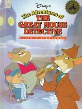 The Great Mouse Detective by Mouse Works Staff