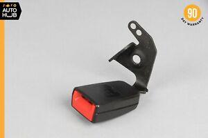 08-15 Mercedes W204 C250 GLK350 C350 Rear Right Side Seat Belt Buckle Black OEM