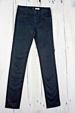 WRANGLER Womens Black Stretch Jeans Mid Rise Skinny Size 8