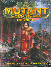 Mutant Chronicles... Imperial...The Clans of Damnation