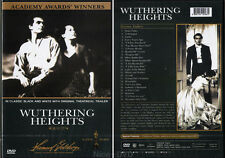 WUTHERING HEIGHTS (1939) DVD, NEW!! Laurence Olivier, Merle Oberon
