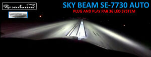 Sky-Beam SE-7730 Auto PAR36 LED Super Power Landing a. Taxi Light 14 and 24 Volt