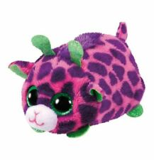 """ty Mini Kuscheltier""""Giraffe Ferris"""" ca.10 cm Pink-Lila Supersüß Superflausch NEU"""