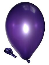 50 Luftballons metallic grün Luftballon Ballons Qualität aus der EU