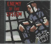 THE TOASTERS - ENEMY OF THE SYSTEM - (brand new still sealed cd) - GRO-CD 060