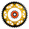 Front & Rear Sprocket Kit 15-46T for Suzuki DR-Z 400 DRZ 400 E/S/SM 2000~2010