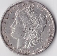 "1879 ""Morgan"" Dollar-STATI UNITI PHILADELPHIA Menta - 0.900 Argento"