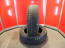 2x Pneu D'Hiver Continental 235/55 R19 101H Crosscon DOT15/13 Env. 6,5/7mm (521)