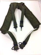 Vietnam Era M1956 Canvas/Nylon Suspenders, 73'dated NOS