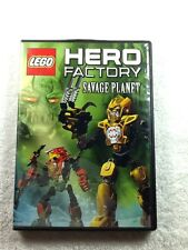LEGO: Hero Factory - Savage Planet (DVD, 2011)