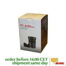 Samyang 35mm F1.4 AS UMC for Canon M