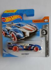 Hot Wheels NUOVO ELECTRACK Serie 2019 SUPER CHROMES 1/5 #73/250 Short Card 1:64