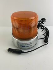 Star Flash Iv Model Ll400 Amber Magnetic 12 Volt Strobe Safety Light Quad Flash