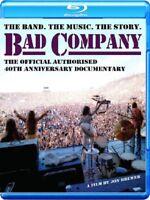 BAD COMPANY - 40TH ANNIVERSARY DOCUMENTARY  BLU-RAY NEW+