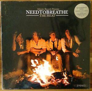 Needtobreathe - The Heat Vinyl 2xLP  2016 New Sealed