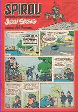 ▬► Spirou Hebdo n°922 du 15 décembre 1955